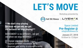 Let's Move Workshop
